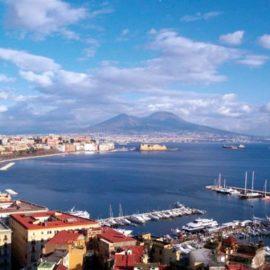 Naples view