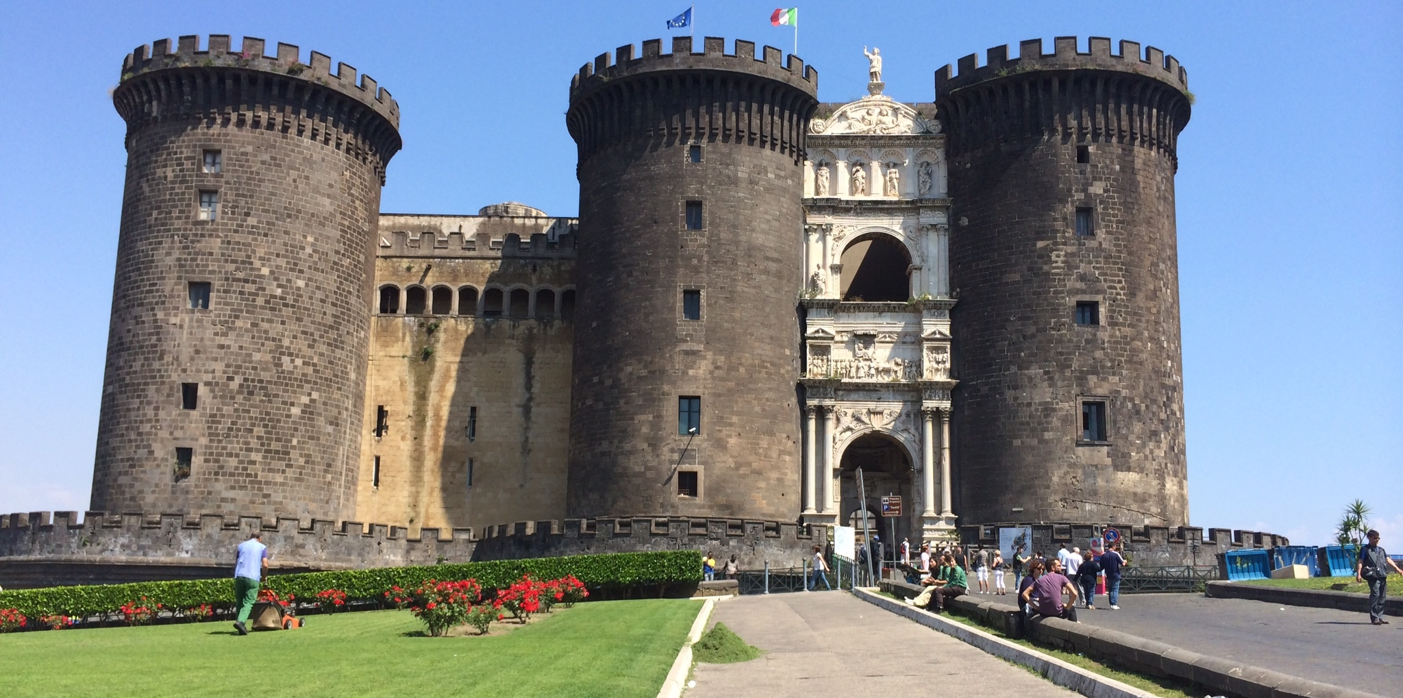 Gulf and City of Naples tour