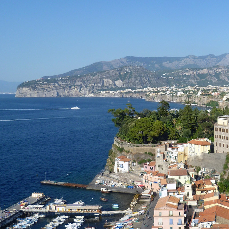 Around the hills of Sorrento