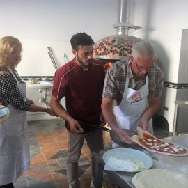 Pizza Cooking Class & Naples