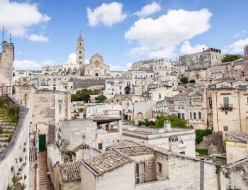 Private tour of the stones of Matera